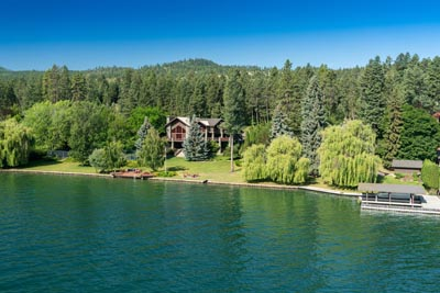Lakeside Flathead Lake Property