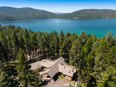 2385 Mountain Shadow Whitefish Lake Home