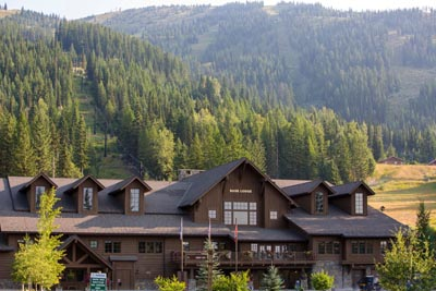 Big Mountain Base Lodge