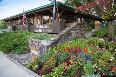 Colors at Whitefish Credit Union