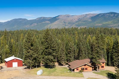 1170 Lupfer Road, Whitefish