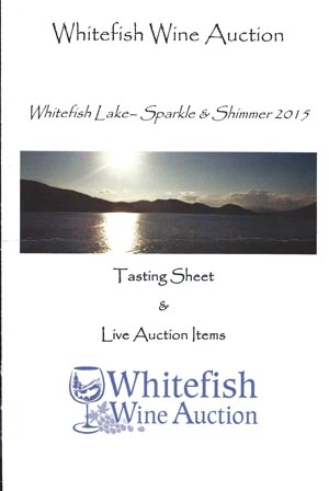 Whitefish Lake Institute Wine Auction