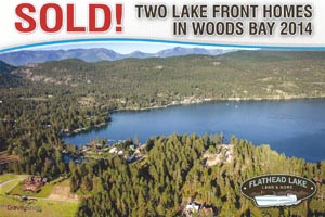 Wood's Bay Homes Sold