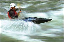 Middle Fork Spring Kayaking