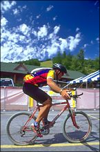 Big Mountain Spring Mountain Biking