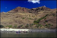 Salmon River Spring Rafting