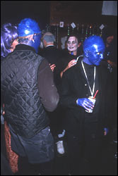 The Pentium Blue Guys Whitefish, MT Fall Halloween