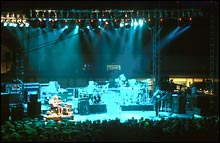 Widespread Panic Big Mountain Spring Concert
