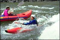 Salmon River Spring Kayaking