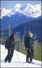 NW MT Backcountry Winter Telemark
