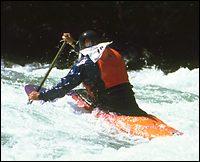 C1 Salmon Swan River Spring Kayaking