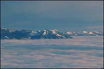 Low Snow Year Big Mountain Winter Telemark
