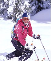 Canyon Creek Winter Telemark