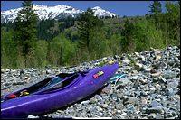 Elk River, BC Spring Kayaking