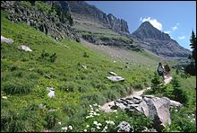 Highline Trail Spring Hiking