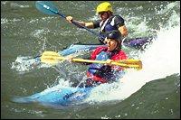 Salmon River Summer Kayaking