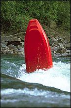 The Monolith Middle Fork Summer Kayaking