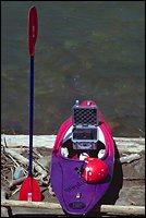 Camera Outfit Middle Fork Summer Kayaking