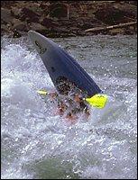 Middle Fork Summer Kayaking