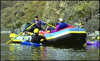 Salmon River Summer Rafting