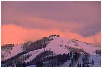 Steamboat Springs Winter Landscape