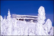 Published in Oct. 99 Powder Big Mountain Winter Landscape
