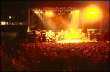 Widespread Panic Big Mountain Summer Concert