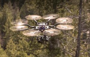 GravityShots Heavy Lift Drones