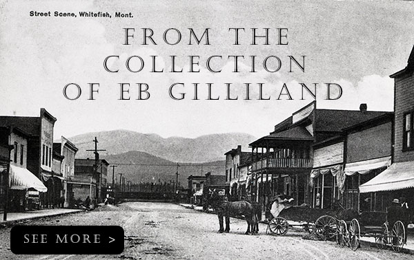Collection of EB Gilliland